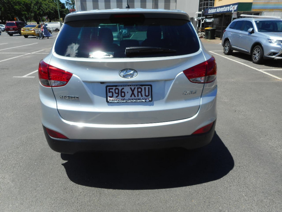 2012 Hyundai ix35 LM2 SE Wagon