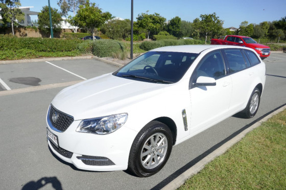 2015 Holden Commodore VF Evoke Wagon