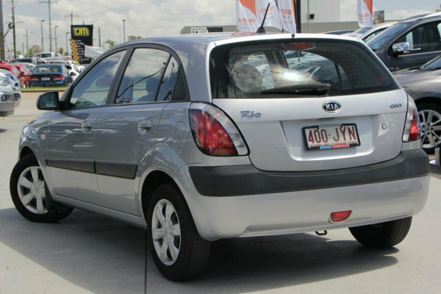 2006 Kia Rio JB Hatchback