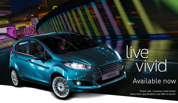 The New Ford Fiesta is now available at Q Ford Springwood and Browns Plains