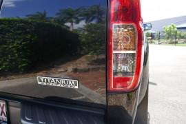 2014 Nissan Navara D4 Titanium Utility
