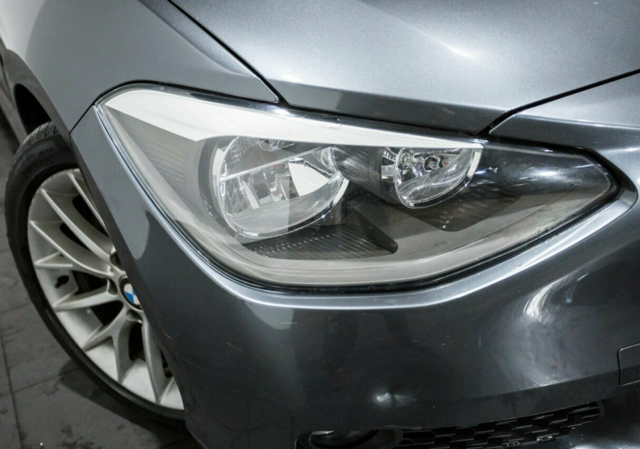 2013 BMW 118i F20 Hatchback