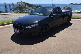 Ford Falcon XR6 FG X