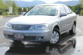 2005 Nissan Pulsar N16 MY2004 ST Sedan