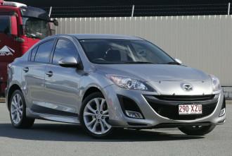 Mazda 3 SP25 Activematic BL10L1 MY10