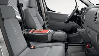 Berlingo 3 Seat Option