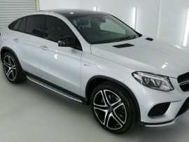 Mercedes-Benz Gle43 AMG C292 807MY