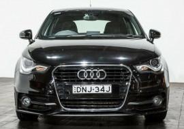 2012 MY Audi A1 8X MY12 Sport S tronic Hatchback