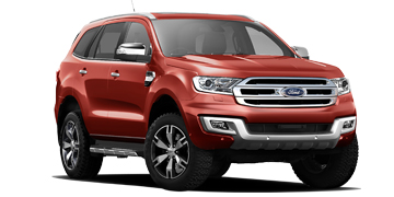 New Ford New Everest