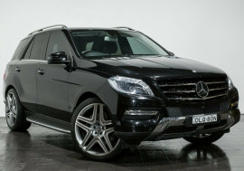 Mercedes-Benz ML500 7G-Tronic + W166