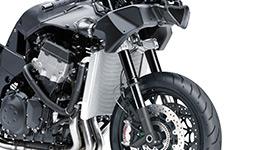 2017 Ninja ZX-14R ABS Special Edition Brembo Ohlins Sport Suspension