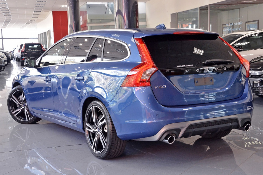 2016 My17 Volvo V60 T6 R Design Wagon For Sale In Sydney