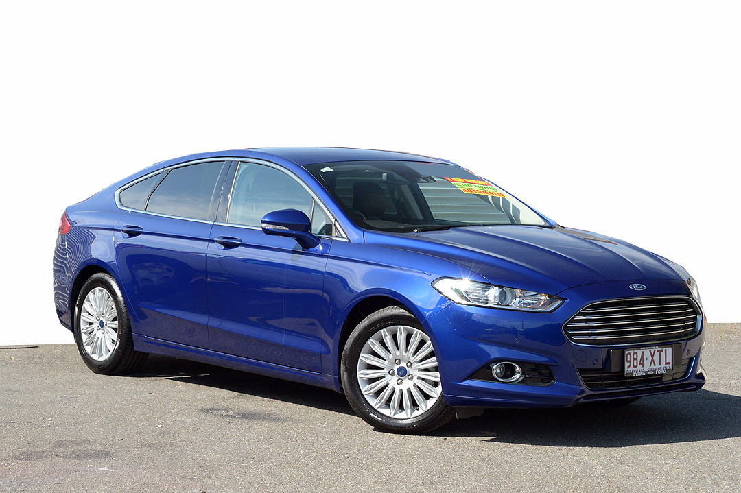2016 Ford Mondeo MD TREND Hatchback