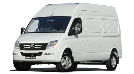 V80 Cargo Van Diesel Manual LWB High Roof