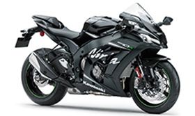 2016 Ninja ZX-10R ABS KRT Winter Edition Lighter-Handling Chassis