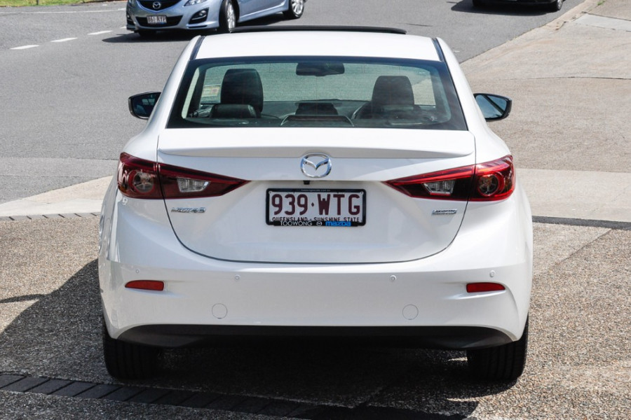 2016 My17 Mazda 3 Bn Series Sp25 Astina Sedan Sedan For Sale In Brisbane Autosports Group