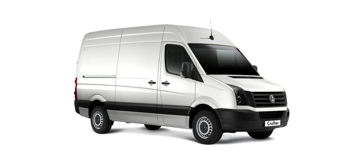 New Volkswagen Crafter