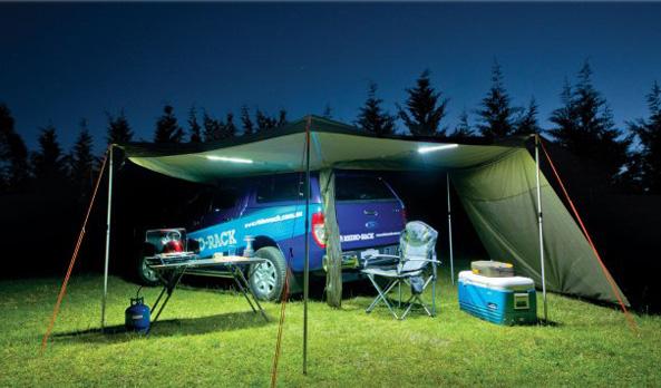 Rhino-Rack LED Lighting Kit