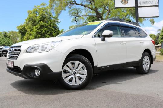 Subaru Outback 2.0D 5GEN MY16