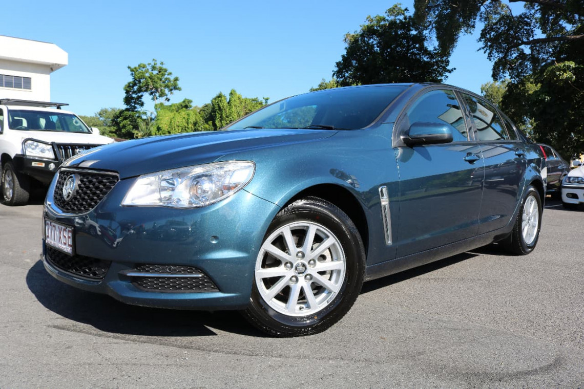 2013 Holden Commodore VF MY14 EVOKE Sedan