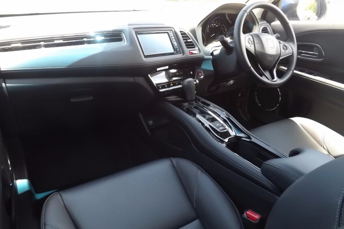 2017 Honda HR-V (No Series) MY17 VTi-L Hatchback