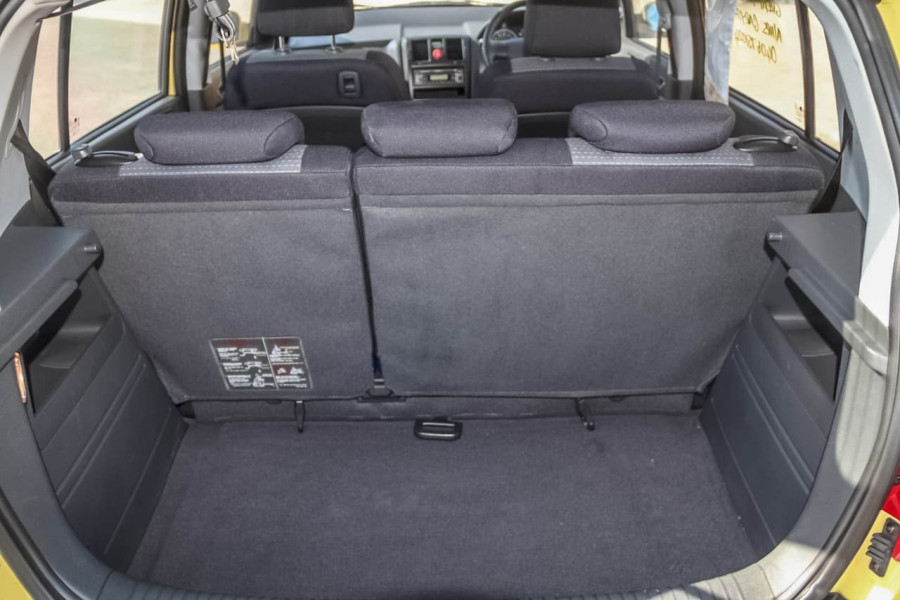 2005 MY06 Hyundai Getz TB  Hatchback