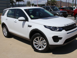 Land Rover Discovery Sport TD4 SE L550