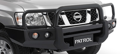 Nissan Patrol Y61 accessories Sunshine Coast - Sunshine