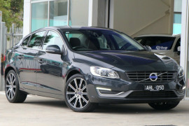 Volvo S60 T4 PwrShift Luxury F Series MY15