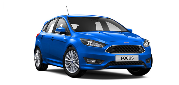 2017 MY16 Ford Focus LZ Sport Hatchback