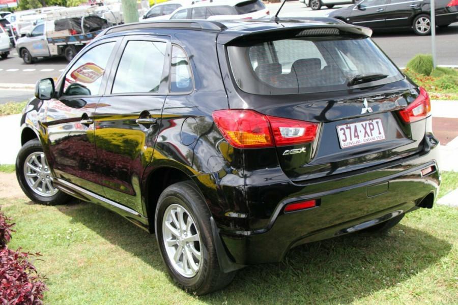 2010 MY11 Mitsubishi ASX XA MY11 2WD Wagon