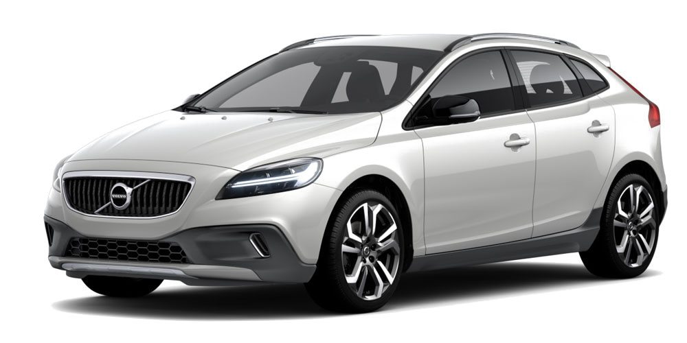 2017 MY18 Volvo V40 Cross Country M Series T5 Pro Sedan