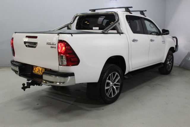2015 Toyota HiLux GUN126R Utility