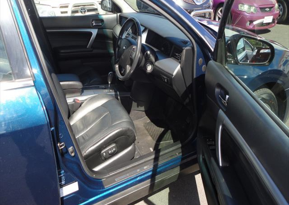 2006 MY05 Nissan Maxima J31  ST-L Sedan