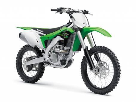 New 2017 KX250F