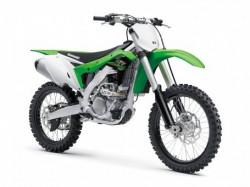 New Kawasaki 2017 KX250F