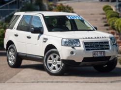 Land Rover Freelander 2 SE LF  Si6