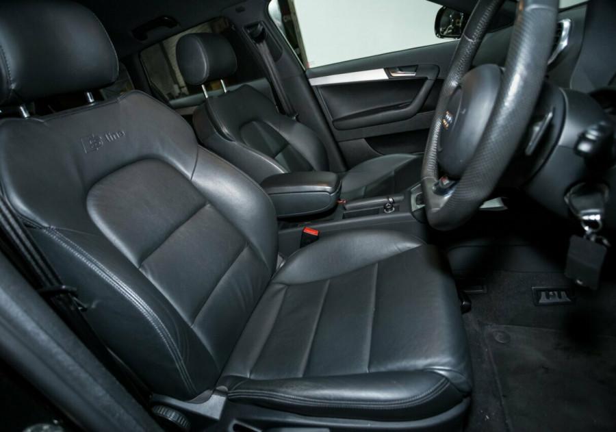 2010 Audi A3 8P MY10 TFSI Sportback S tronic quattro Ambition Hatchback