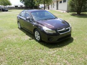 Subaru Impreza 2.0i G4