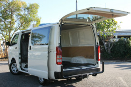 2015 Toyota Hiace TRH201R LWB Van