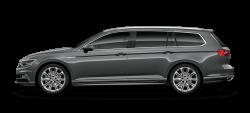 New Volkswagen Passat Wagon