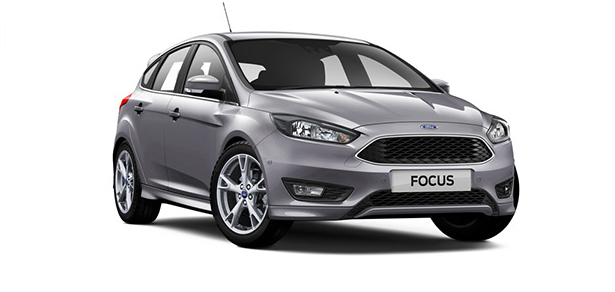 2017 MY16.75 Ford Focus LZ Titanium Hatch Hatchback