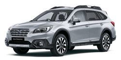 New Subaru Outback