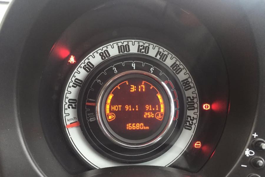 2015 Fiat 500 Series 3 Pop Hatchback