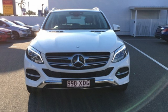 2016 Mercedes-Benz Gle250 W166 D Wagon