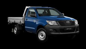 HiLux WorkMate 4x2 SCCC Turbo Diesel [E]