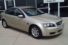 2009 MY09.5 Holden Commodore VE MY09.5 OMEGA Sedan