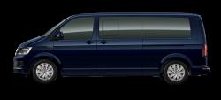 New Volkswagen Caravelle