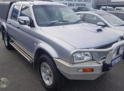 Mitsubishi Triton GLX-R