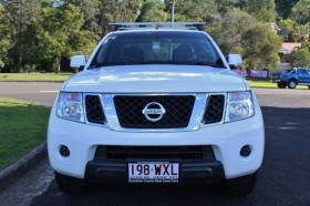 2014 MY12 Nissan Navara D40 S6  ST Utility